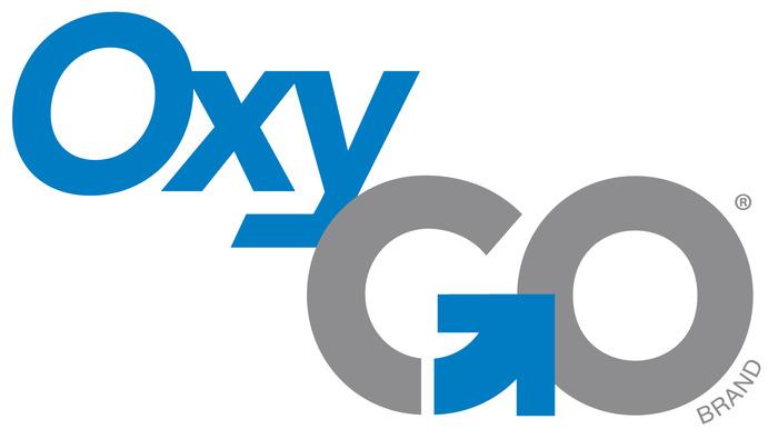 M295 0919 Oxy Go Brand Logo