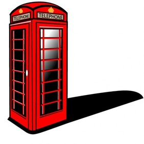 Red Phone Booth From London 91 2147487414